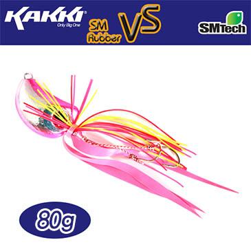 땡처리 카키 SM러버 VS 80g /타이라바/라바지깅